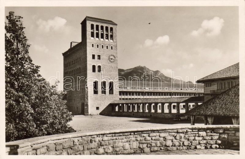 Sonthofen Castle, Sonthofen rendiség vára