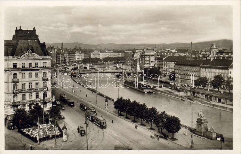 Vienna quay, Bécs rakpart