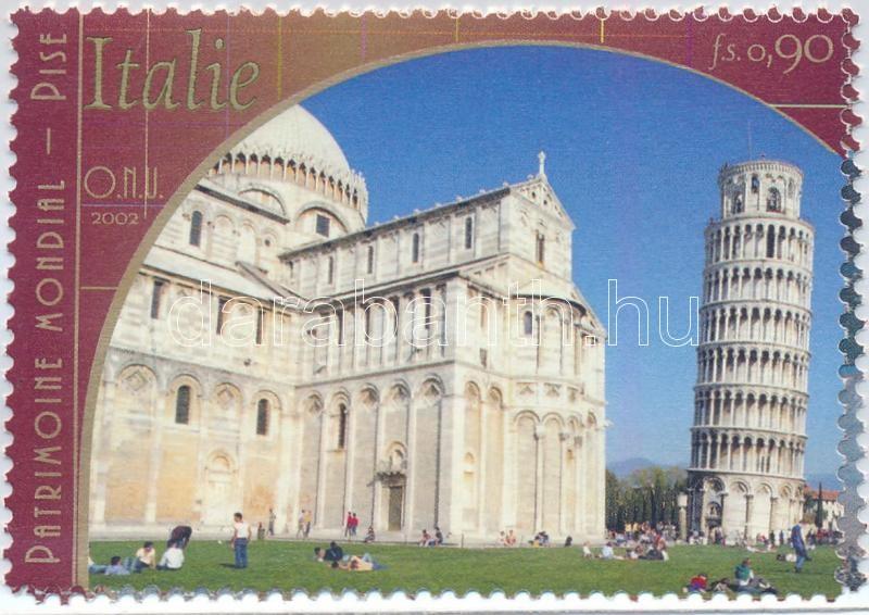 World heritage: Italy set, Világörökség: Olaszország sor, UNESCO-Welterbe: Italien Satz