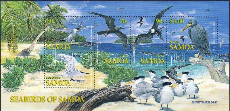 Birds block, Madarak blokk, Vögel Block