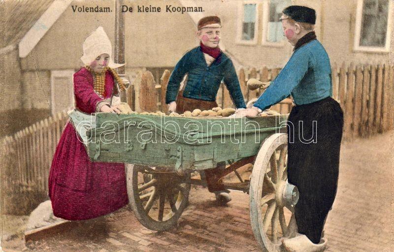Volendam young merchants, Volendam fiatal kereskedők
