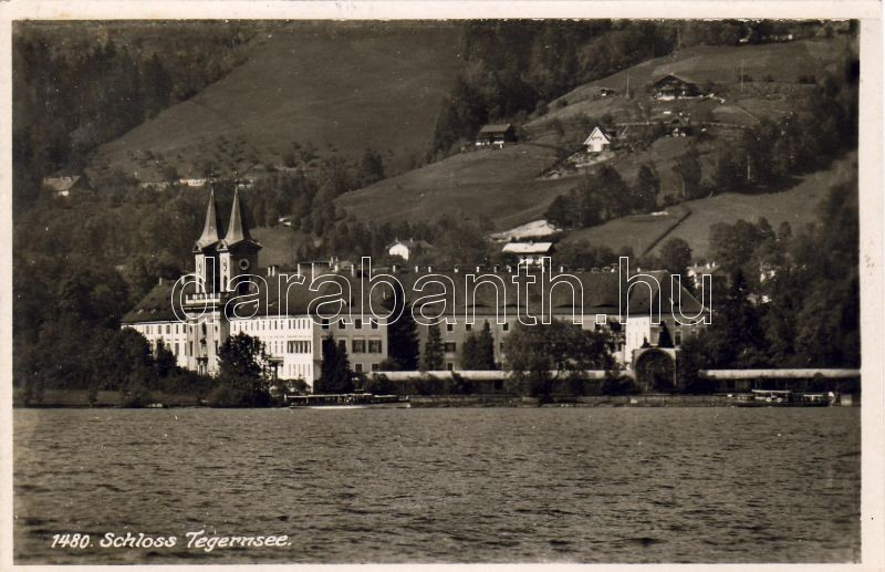 Tegernsee castle, Tegernsee kastély