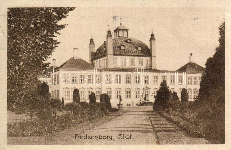 Fredensborg Palace, Fredensborg Palota