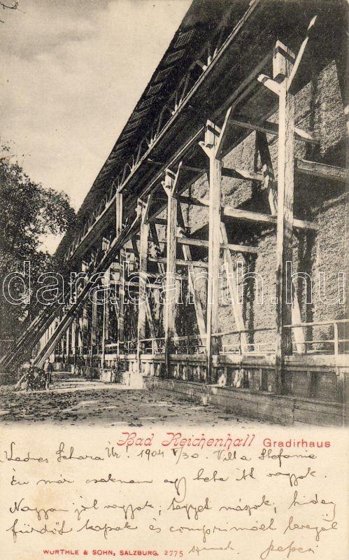 Bad Reichenhall, Gradirhaus, Bad Reichenhall, Gradierhaus