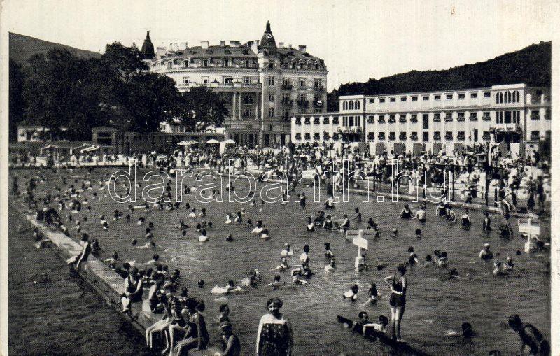 Baden bei Wien spa, Baden bei Wien termál strand