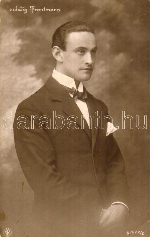 Ludwig Trautmann, Ludwig Trautmann