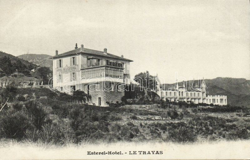 Les Trayas, hotel del Esterel