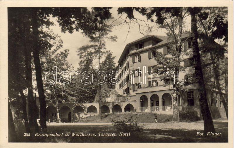 Krumpendorf am Wörthersee Terassen Hotel, Krumpendorf am Wörthersee Terassen Hotel
