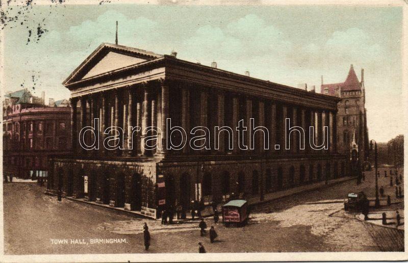 Birmingham, Town hall