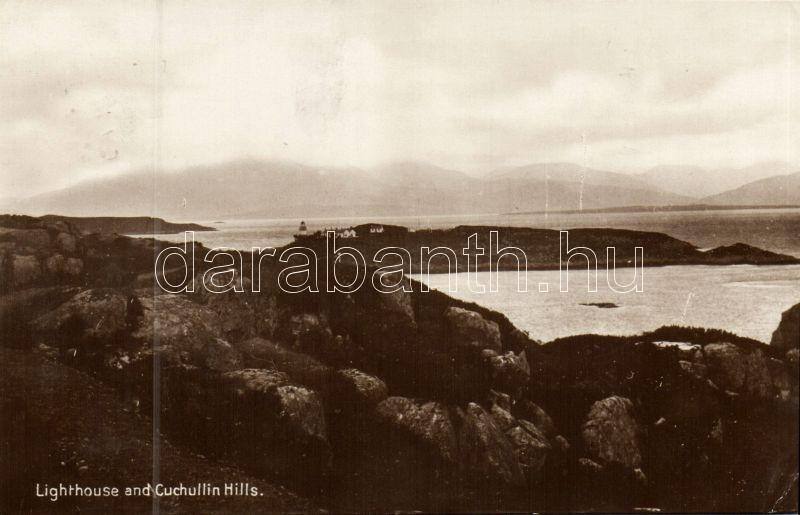 Isle of Syke, Cuchullin Hills, Lighthouse