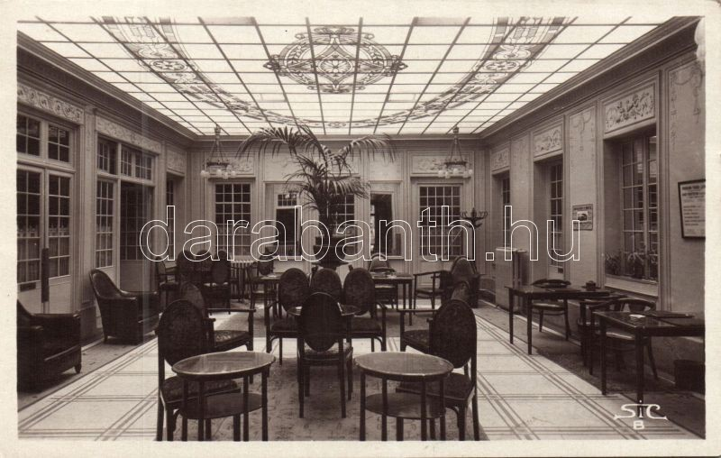Paris, Hotel du Rhone, Le Hall / hotel interior, hall