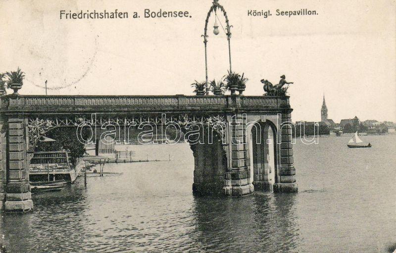 Friedrichshafen Seepavillon, Friedrichshafen Seepavillon