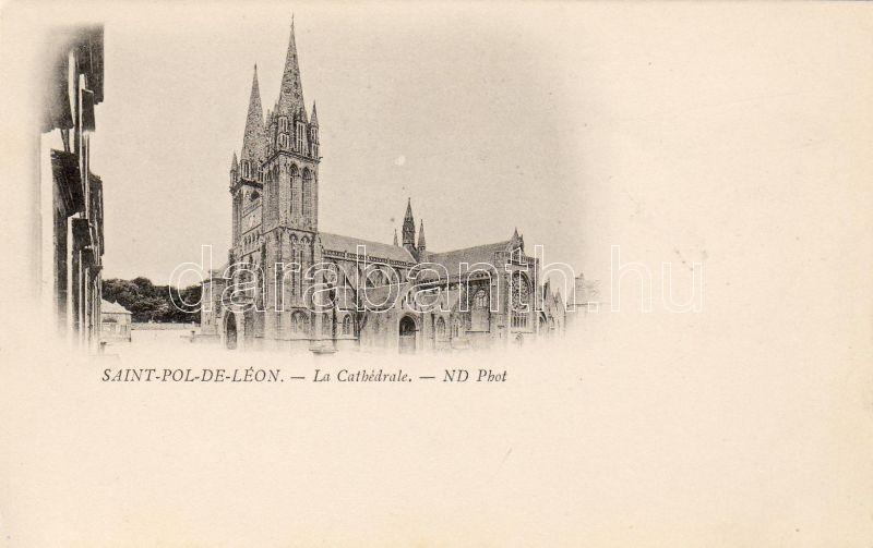 Saint-Pol-de-Léon cathedral, Saint-Pol-de-Léon katedrális