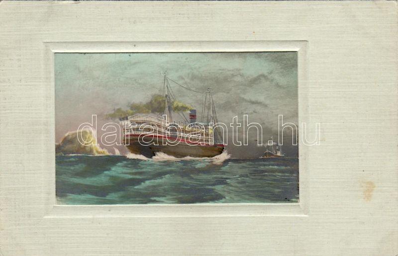 Steamship, Gőzhajó