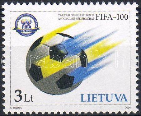 100th anniversary of FIFA, 100 éves a Nemzetközi Labdarúgó Szövetség, 100 Jahre Internationaler Fußball-Verband