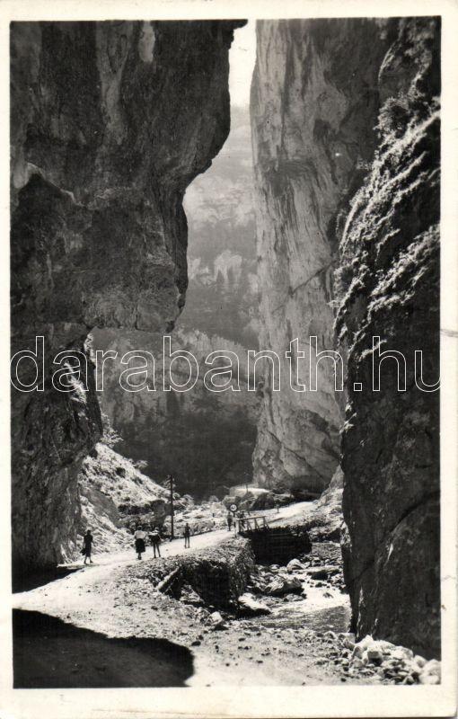 Lacul Rosu, Cheile Bicazului / lake, canyon, Gyilkos-tó, Békás-szoros pokol torka