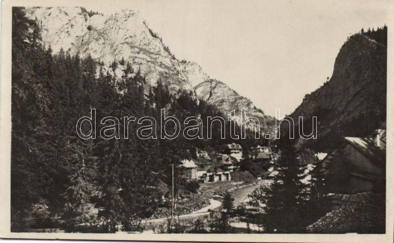 Gheorgheni, Lacul Rosu, Gyergyószentmiklós, Gyilkos-tó