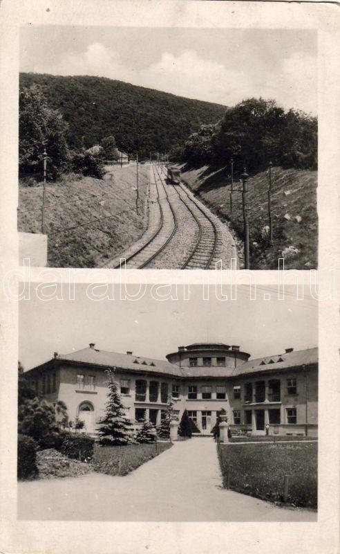 Budapest Hűvösvölgy, sanatorium, Budapest II. Hűvösvölgy, Hárshegyi szanatórium