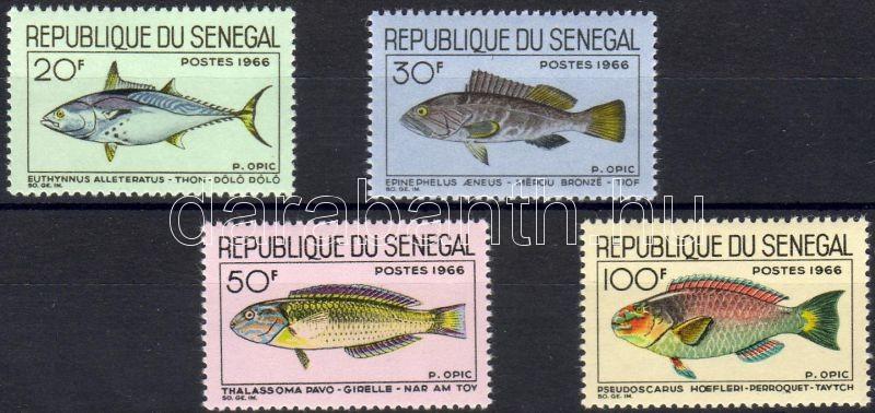 Fish set, Halak sor, Fische Satz