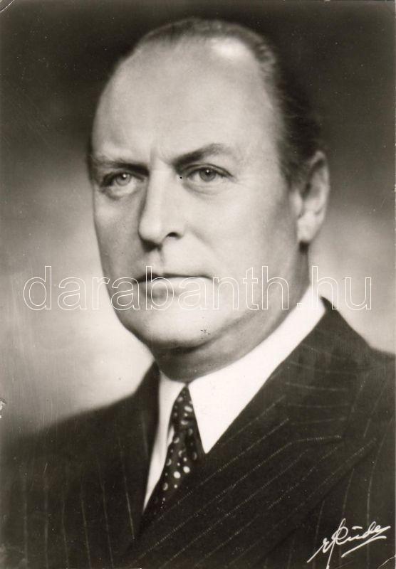 1958 Olav V of Norway, 1958 V. Olaf norvég király