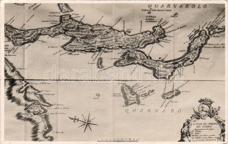 Quarnarolo, Quarnaro / Kvarner Gulf