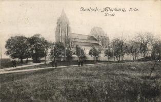 Bad Deutsch-Altenburg, church