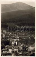 Karpacz, Krummhübel; Karkonosze Mountains, Woll Schrindl and Reichshof guest house
