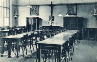 Brno, Brünn; classroom of the Congregation of Sisters of Mercy of St. Borromeo, interior