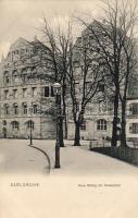Karlsruhe, Haus billing am Kaiserplatz