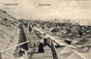 Westerland-Sylt, beach