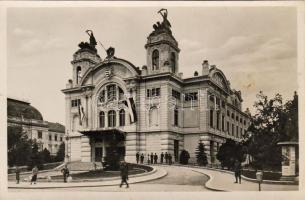 Kolozsvár, National theatre, Kolozsvár, Nemzeti színház