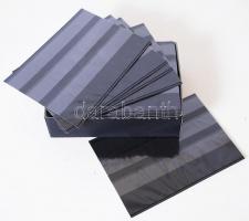 Kobra Stock cards with 3 strips VF3, Kobra berakólap 3 soros ár/db, KOBRA-Versand-Einsteckkarten mit 3 Streifen und Folienschutzblatt