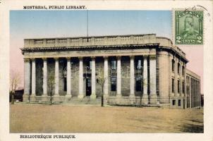 Montreal, Public Library