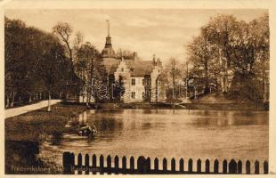 Hillerod, Frederiksborg Palace, spa