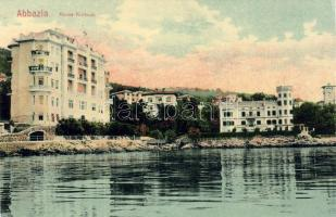 Abbazia, new spa