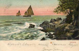 Lovran, Lovrana; ships