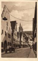 Rothenburg ob der Tauber, Klingensgasse / street