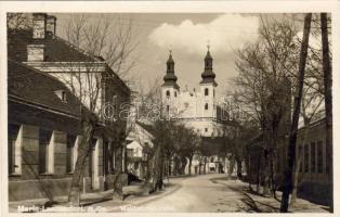 Maria Lanzendorf, Wallfahrtskirche / Pilgrimage church