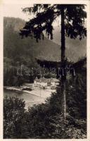 Baile Tusnad, lake, Tusnádfürdő, Csukástó