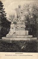 Budapest VIII. Semmelweis szobor