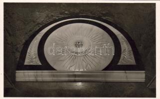 Budapest XII. Magyar Szentföld-templom, Keresztelő Szent János születési helye