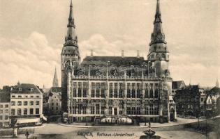 Aachen, Rathaus / town hall, Ernst Ormanns's shop