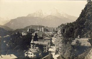 Berchtesgaden, Watzmann / mountain
