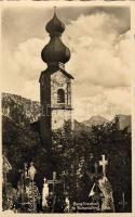 Ruhpolding, Bergfriedhof  / cemetery