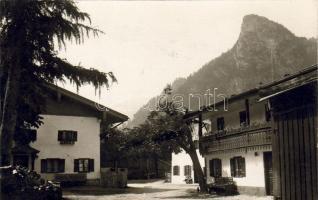 Oberammergau, guest houses