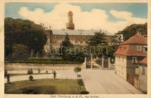Bad Homburg vor der Höhe, Royal castle, White Tower