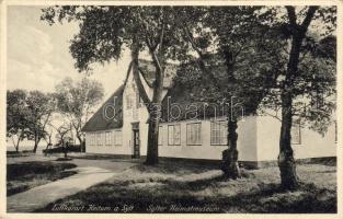 Luftkurort Keitum am Sylt, Sylter Heimatmuseum / museum