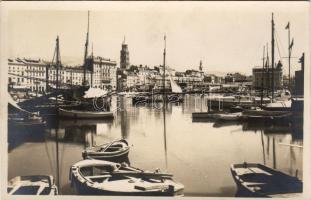 Split port, Split kikötő
