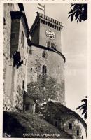 Ljubjana, grajski stolp / castle tower