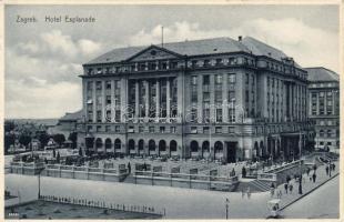 Zagreb, Hotel Esplanada